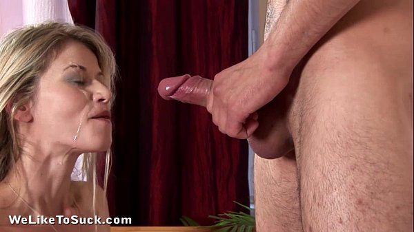 Unbelievable fucking and jizz shot to the attention